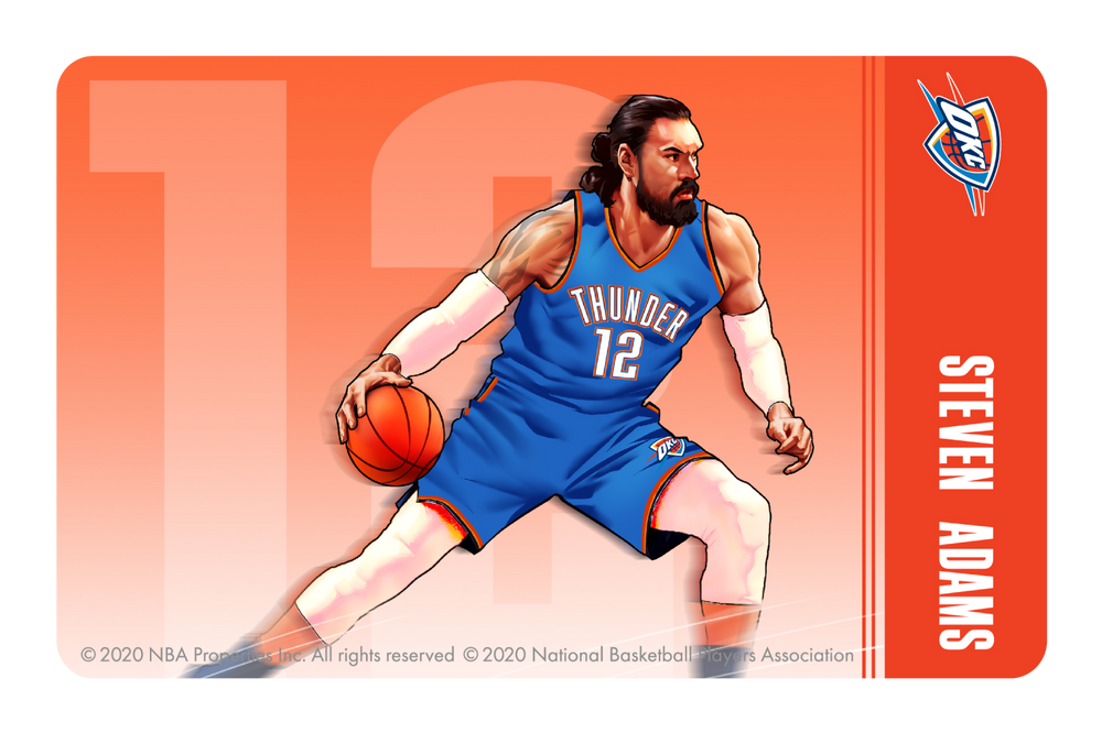 Oklahoma City Thunder: Steven Adams