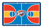 Oklahoma City Thunder: Courtside