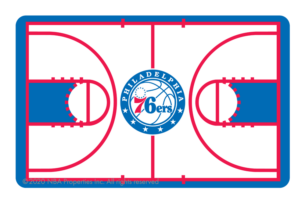 Philadelphia 76ers: Courtside