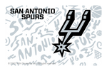 San Antonio Spurs: Team Mural