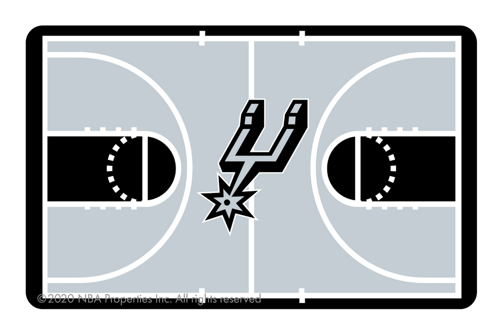 San Antonio Spurs: Courtside