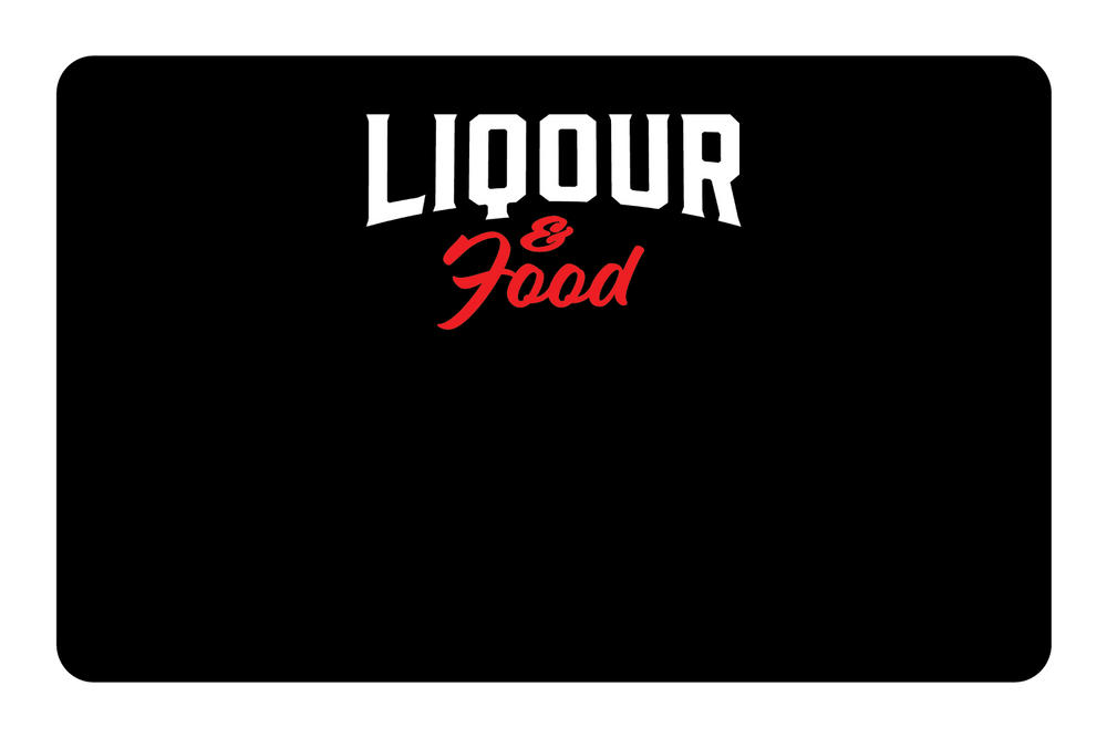 Liqour And Food