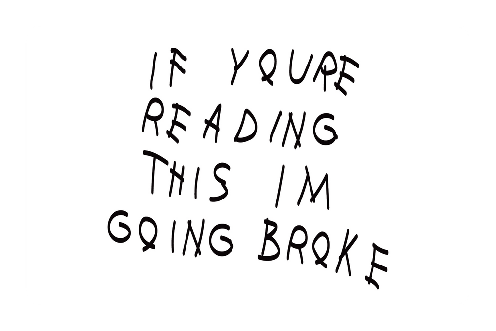 If You're Reading this