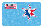 NBA All-Star: Mural