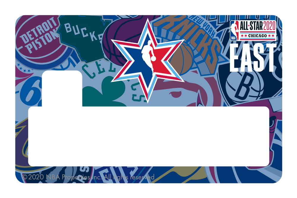 NBA All-Star: East Patch