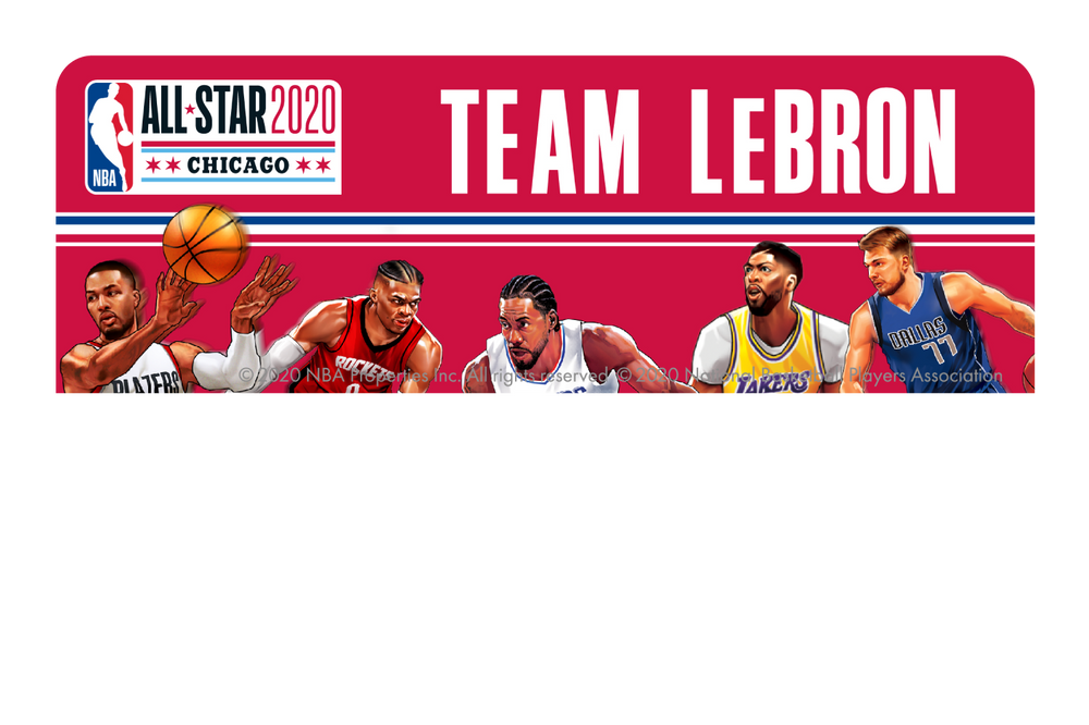 NBA All-Star: Team Lebron