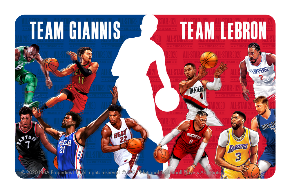 NBA All-Star: Team Matchup