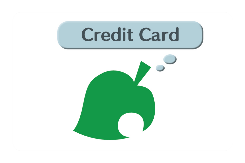 Credit Card Leaf