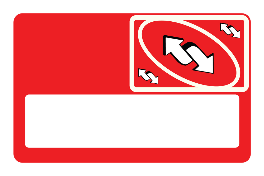 Reverse: Red
