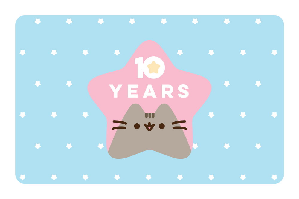 10 Years of Pusheen
