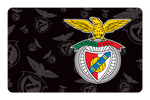SL Benfica Black Pattern