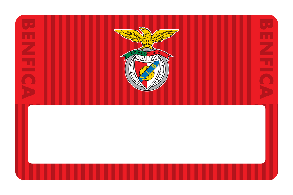 SL Benfica Stripes Red