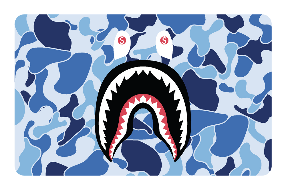 Ape Shark Blue