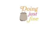 Doing Just Fine