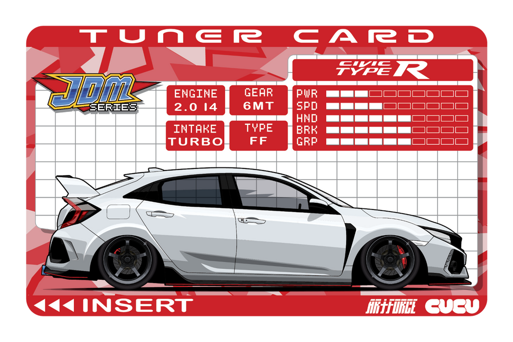 FK8 Civic Tuner Card
