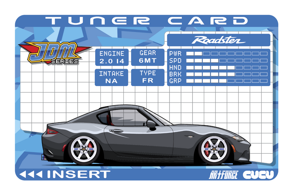 ND Roadster Tuner Card