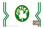 Boston Celtics: Home Warmups Hardwood Classics