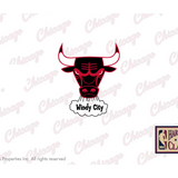 Chicago Bulls: Throwback Hardwood Classics