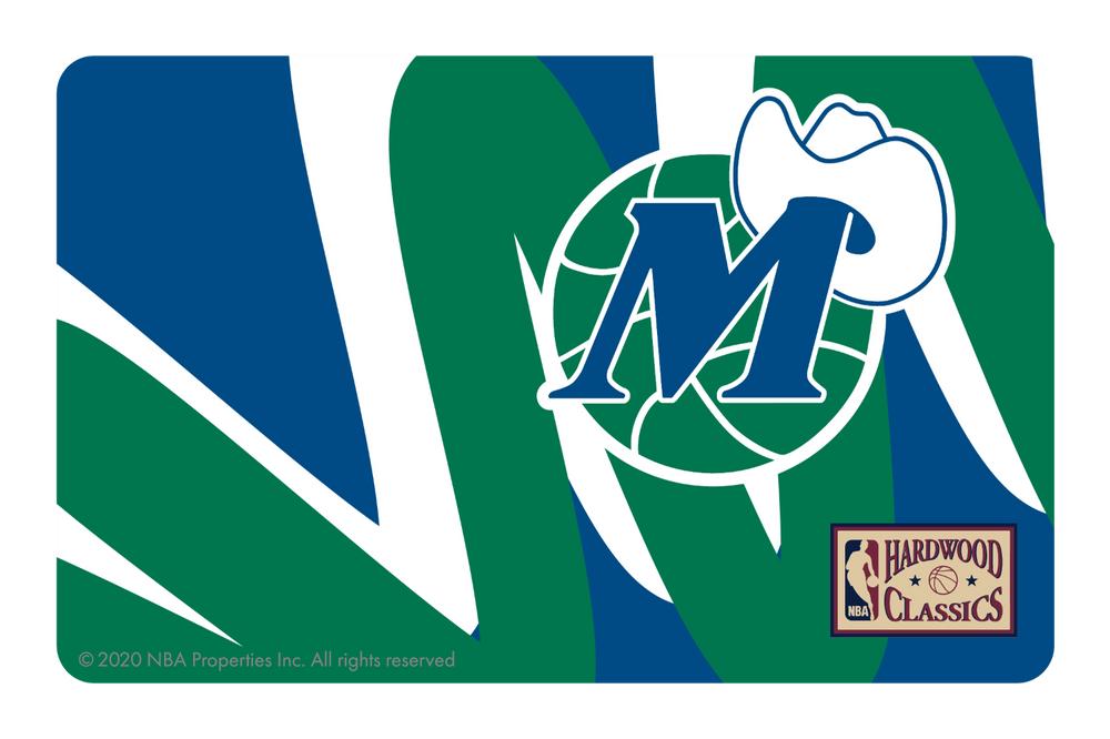 Dallas Mavericks: Uptempo Hardwood Classics