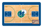 Dallas Mavericks: Retro Courtside Hardwood Classics