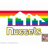 Denver Nuggets: Home Hardwood Classics