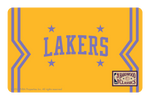Los Angeles Lakers: Home Warmups Hardwood Classics