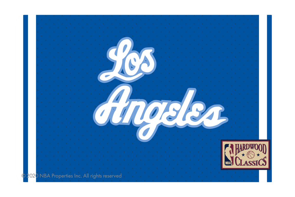 Los Angeles Lakers: Home Hardwood Classics