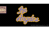 Los Angeles Lakers: Away Hardwood Classics