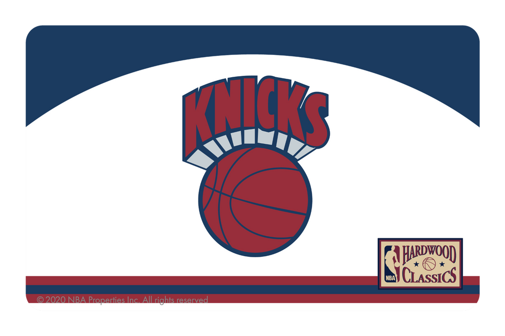 New York Knicks: Home Warmups Hardwood Classics