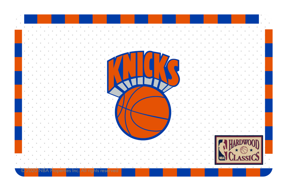 New York Knicks: Home Hardwood Classics
