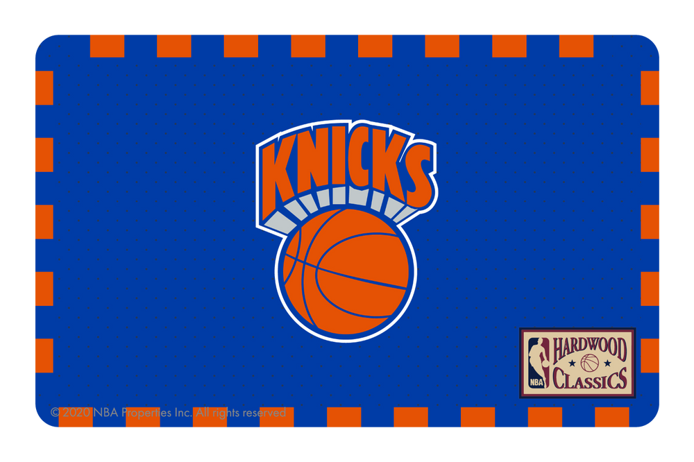 New York Knicks: Away Hardwood Classics