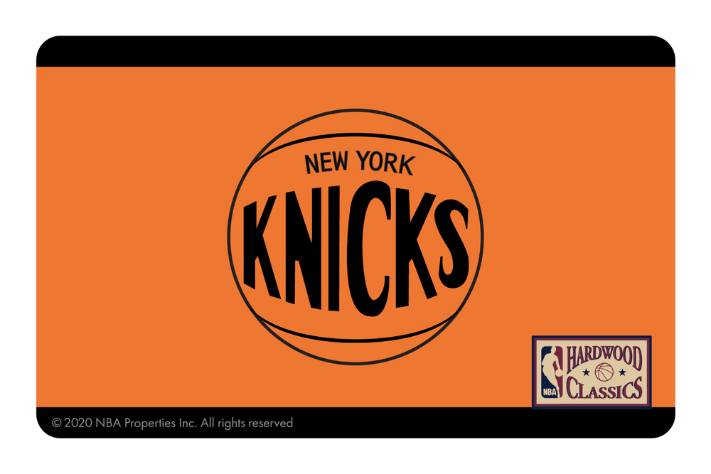 New York Knicks: Throwback Hardwood Classics
