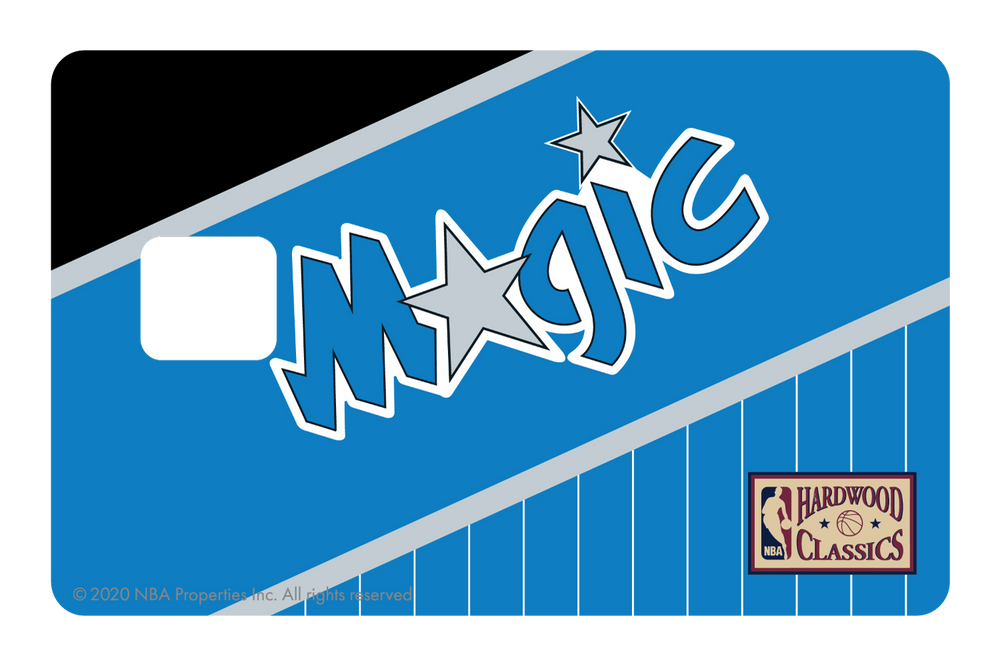Orlando Magic: Home Warmups Hardwood Classics