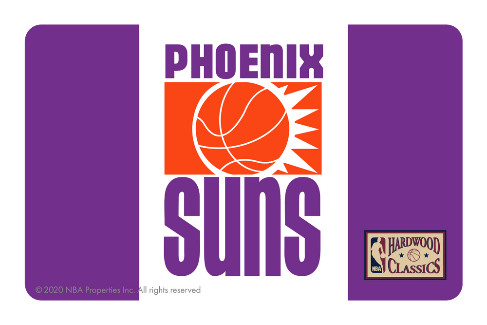 Phoenix Suns: Throwback Hardwood Classics