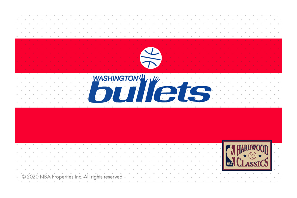 Washington Wizards: Home Hardwood Classics