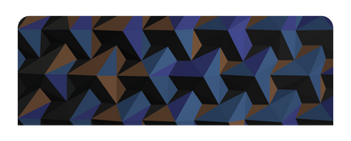 Tessellation Blue