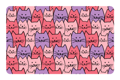 Pink Cats