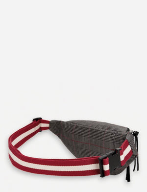 Houndstooth Fanny Pack