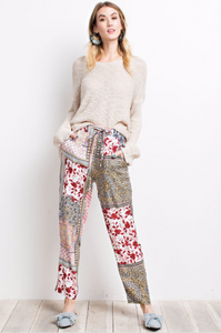 Mix & Match Printed Jogger