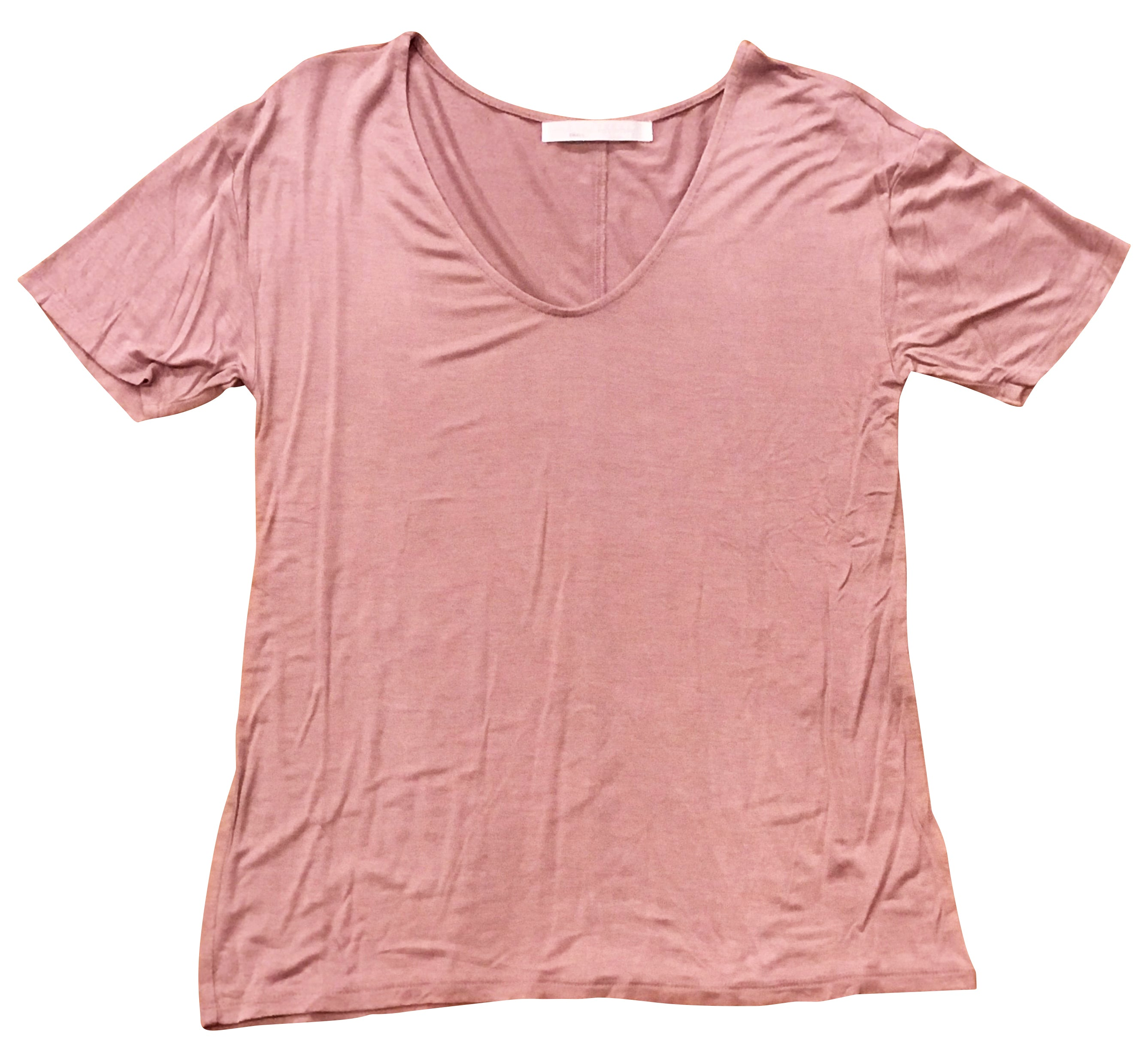 Live In Tee Mauve