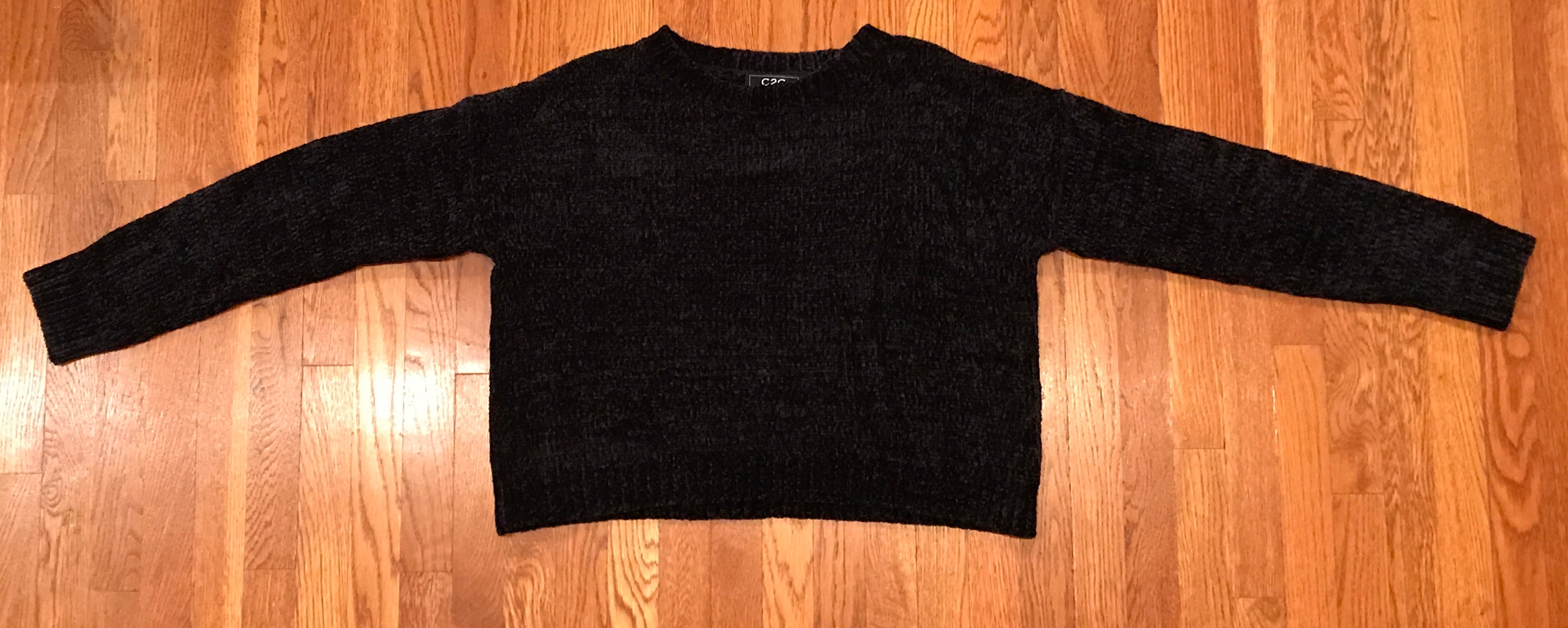 The Softest Cropped Sweater