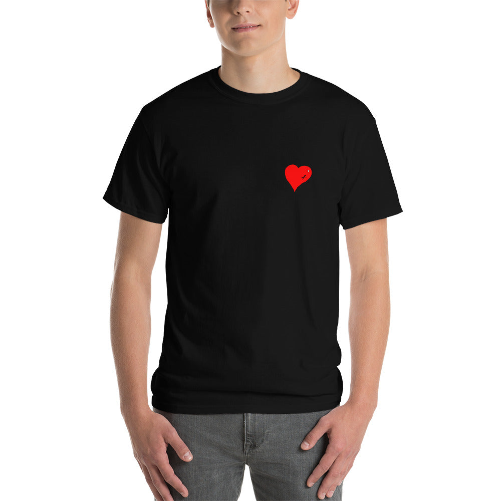 Black Love Vibes Short-Sleeve T-Shirt