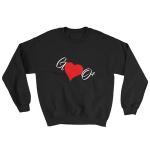 Black Love Vibes GVO+ Sweatshirt
