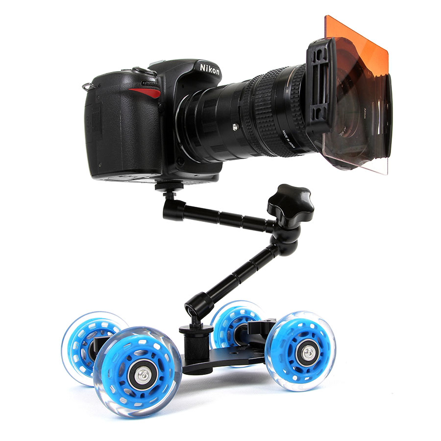 Mini Camera Dolly Car – Rocket Superstore