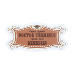 Doctor Terminus Sticker