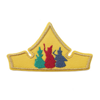 FFM Crown Patch
