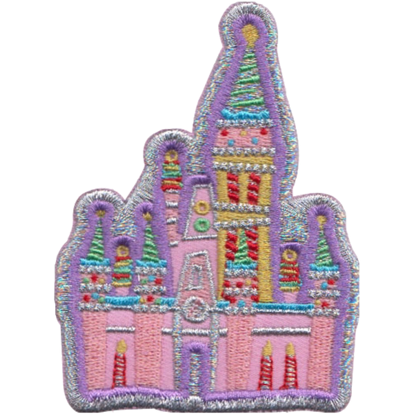 Special Edition Cake Castle Patch