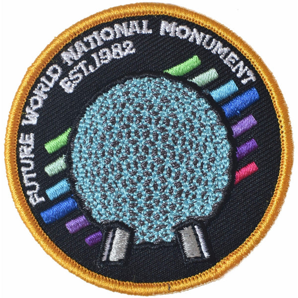 Future World National Monument Patch