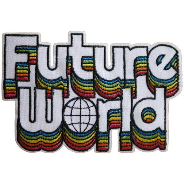 Future World Rainbow Patch