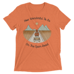 On The Open Road Triblend Tee -4 color options